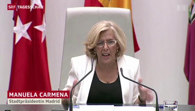 Video «Linke erobern spanische Städte» abspielen