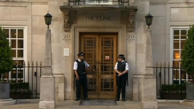 Video «In diesem Krankenhaus wird Prinz Philip behandelt» abspielen