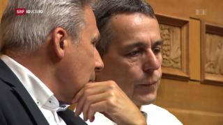 Video «Ist Cassis immer noch der Bundesrats-Favorit?» abspielen
