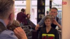 Laschar ir video «Dar colur – mussar colur»