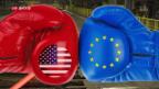 Video «FOKUS: Strafzölle – Die EU schlägt zurück» abspielen