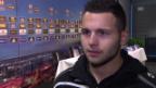 Video «Fussball: EL, Renato Steffen vor YB-Sparta» abspielen