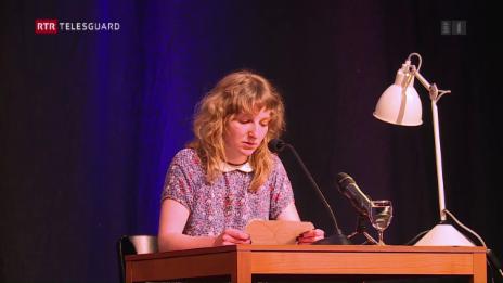 Laschar ir video «Nov talent da literatura rumantsch»