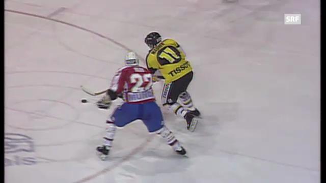 Fribourg Team Canada 1992