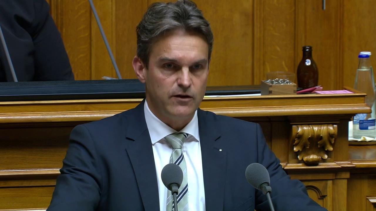Beat Walti FDP ZH: «Für die Schweiz ist es eminent wichtig.»