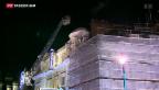 Video «Ursachenforschung nach Deckeneinsturz in London» abspielen