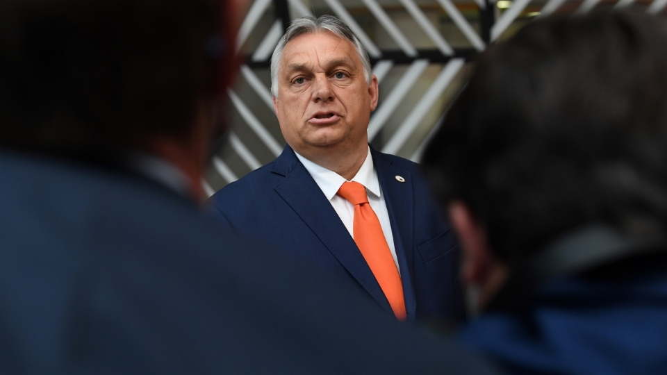 Die Regierung Orban streitet die Abhöraktion nicht mal ab
