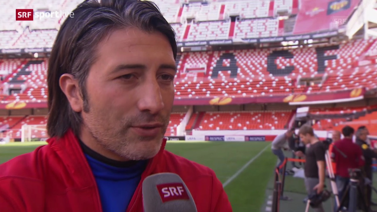 Fussball: Interview mit Murat Yakin