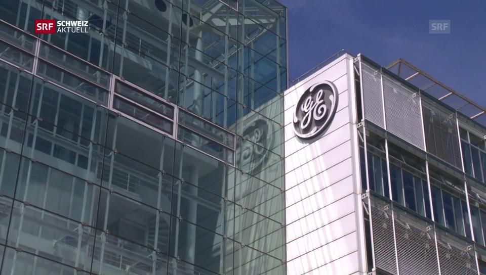Der US-Konzern GE baut im Aargau 1200 Stellen ab