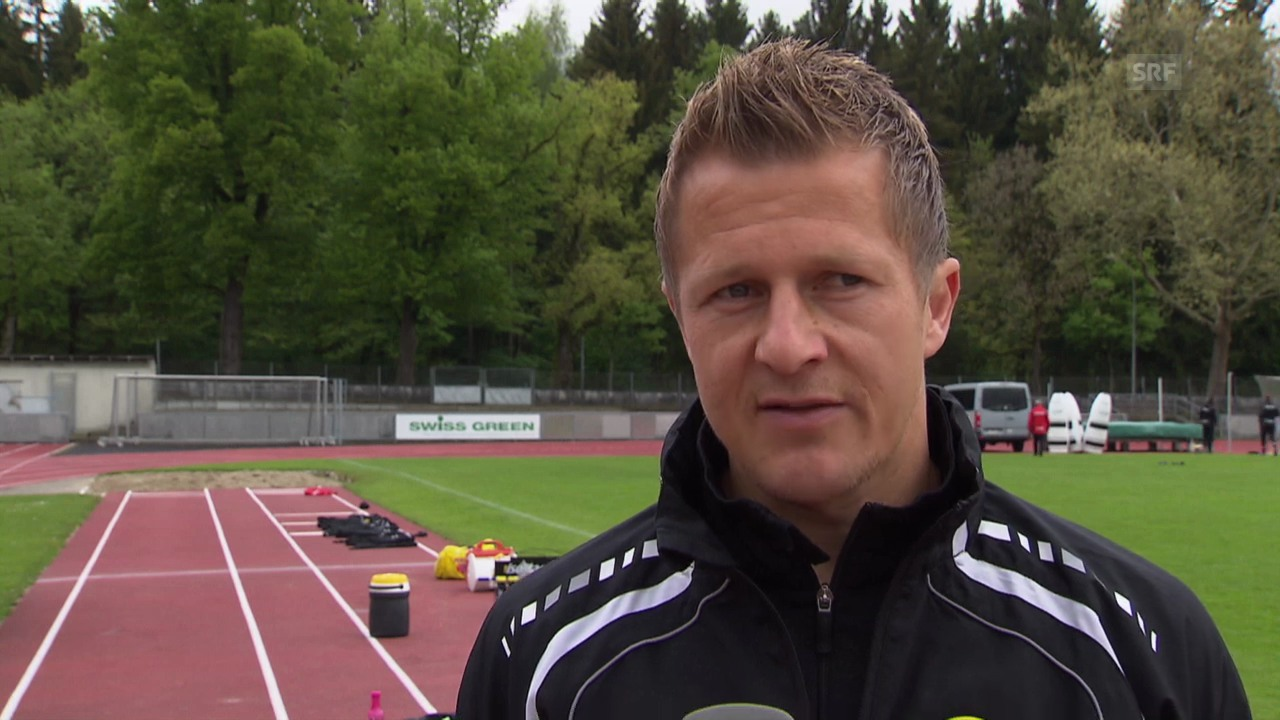 Fussball: Christoph Spycher im Interview
