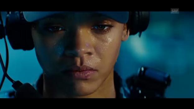 Video «Rihanna in «Battleship» (Filmausschnitt)» abspielen