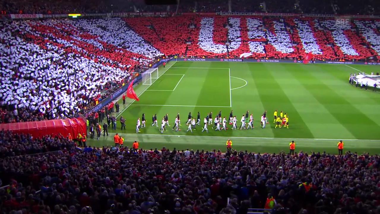 Vorschau auf Bayern - Manchester United