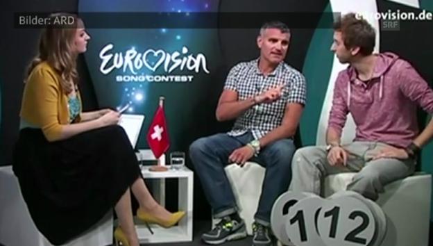Video «Deutsche Eurovision-Experten zu Sebalter» abspielen