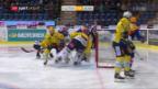 Video «Bern sichert sich gegen Kloten die Playoff-Teilnahme» abspielen