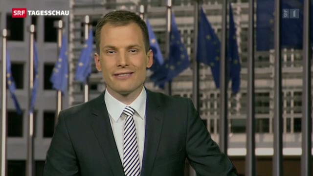 Einschätzungen von Jonas Projer in Brüssel