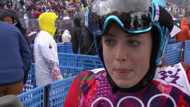 Video «Interview mit Katrin Müller (sotschi direkt, 21.2.2014)» abspielen