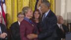 Video «Barack Obama rührt zu Tränen» abspielen