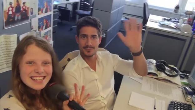 Video «Malin meets... Tobias Müller» abspielen