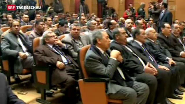 Neue Verfassung für Ägypten