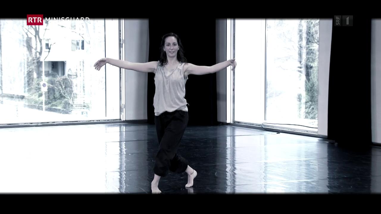 Myriam Gurini viva il saut contemporan