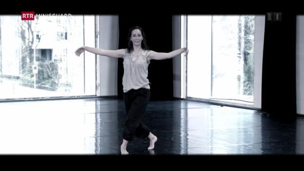 Laschar ir video «Myriam Gurini viva il saut contemporan»