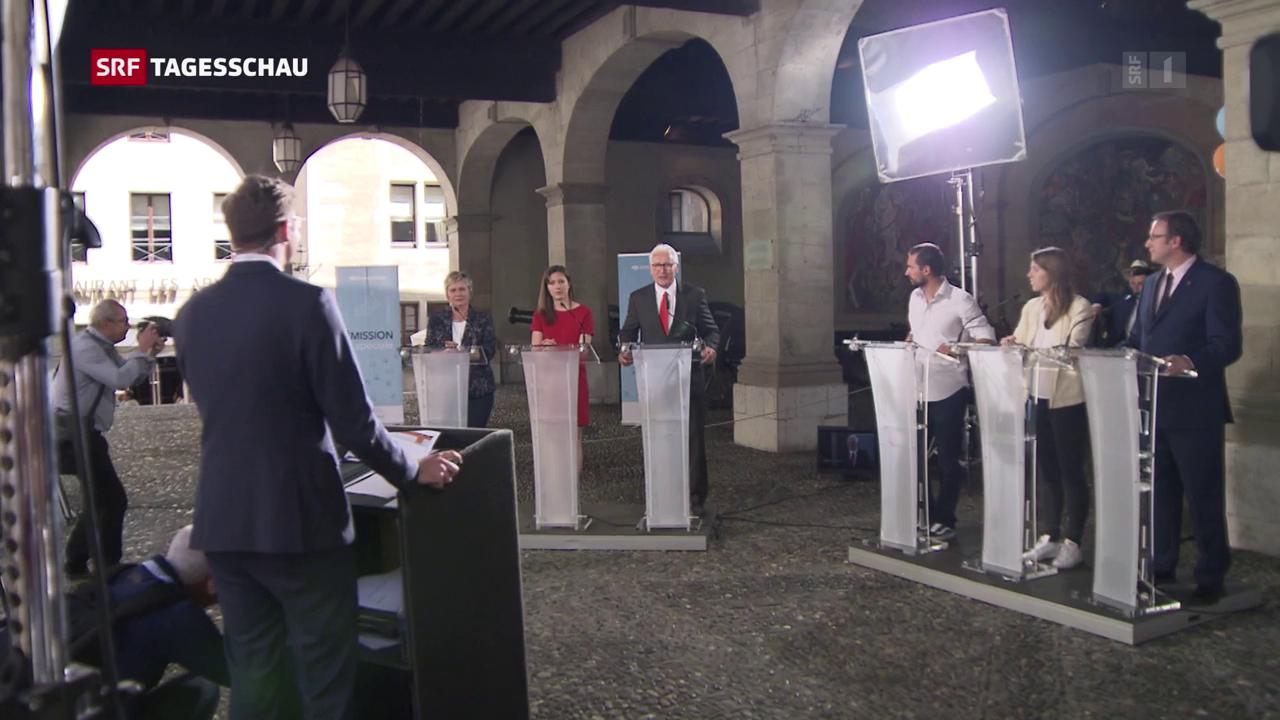 Regierungswahlen in Genf: CVP verliert weiter