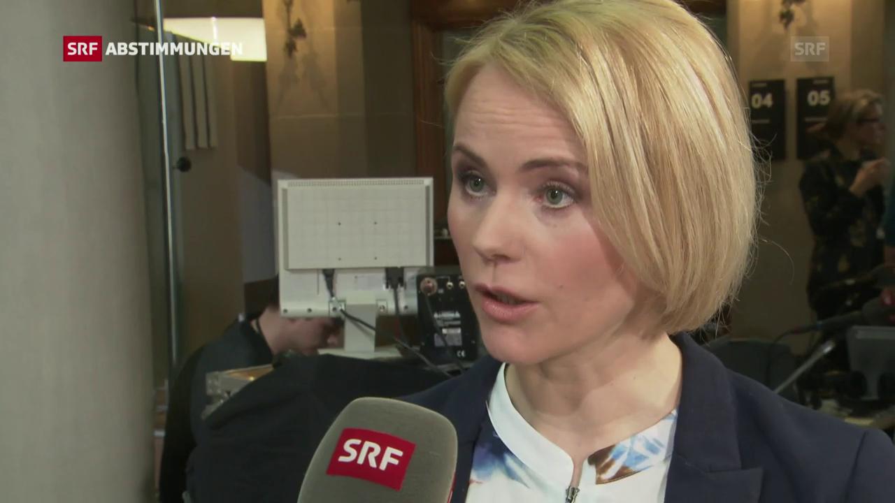 Natalie Rickli: «Ich habe den Initianten abgeraten, die Initiative zu lancieren»