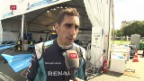 Video «Die Faszination Formel E mit dem Schweizer Pilot Sébastien Buemi» abspielen