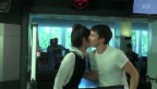 Video «Herzliches Wiedersehen: James Blunt und Katie Melua» abspielen