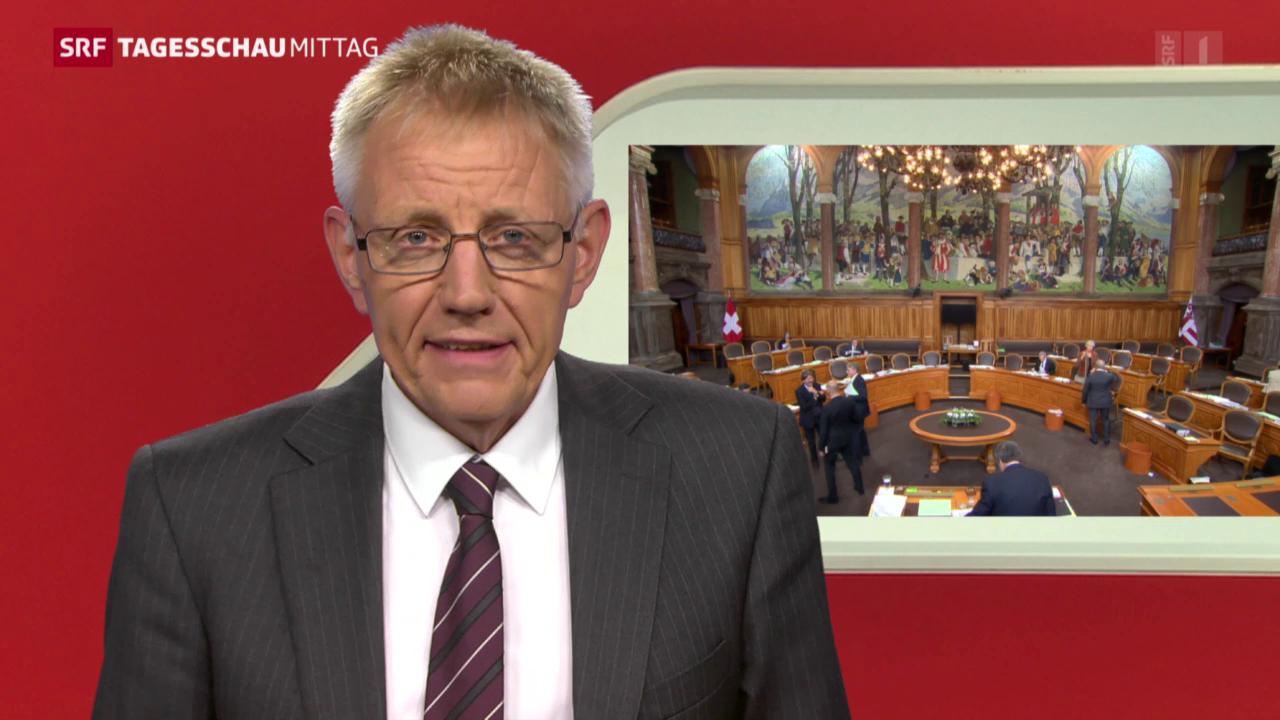 Bundeshausredaktor Trütsch: Historischer Durchbruch