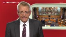 Video «Bundeshausredaktor Trütsch: Historischer Durchbruch» abspielen