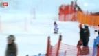 Video «Warum sie die Kurve nicht kriegen – Schweizer Slalomfahrer im Keller» abspielen