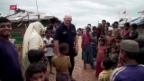 Video «Hundertausende Rohingyas gestrandet» abspielen