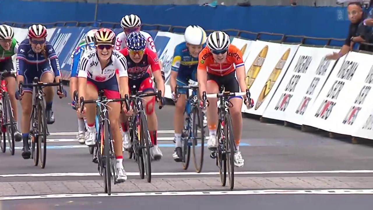 Rad: WM-Strassenrennen Frauen