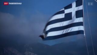 Video «Griechenlands prekäre finanzielle Lage» abspielen