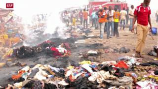 Video «Terror-Anschläge in Nigeria» abspielen