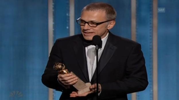 Video «Verleihung der Golden Globes» abspielen