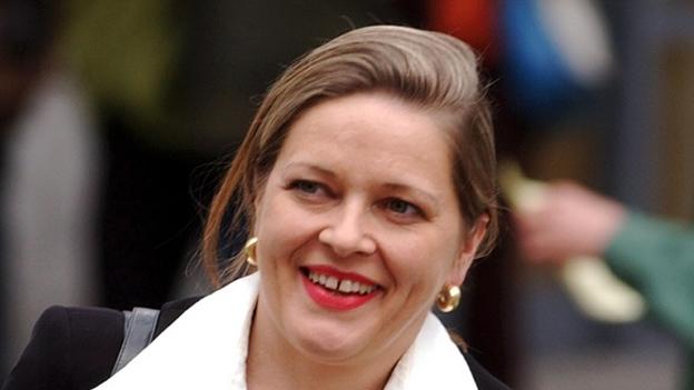 Justizdirektorin Heidi Z'graggen