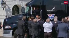 Link öffnet eine Lightbox. Video Trump droht der eigenen Partei abspielen