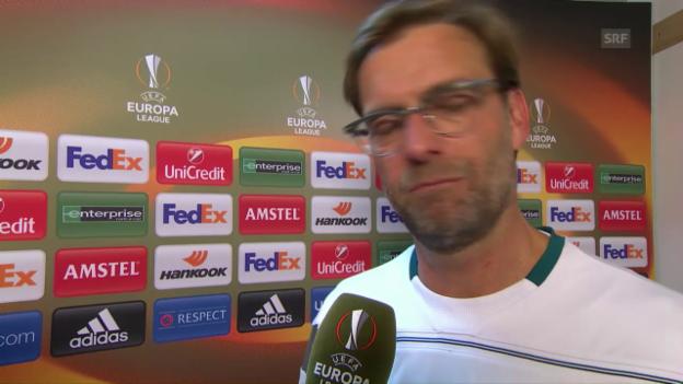 Video ««Das war - pffff - aussergewöhnlich»: Liverpool im Final» abspielen
