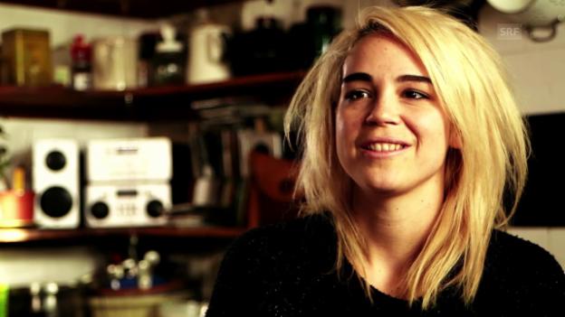 Video «Rykka im Einspieler-Porträt» abspielen