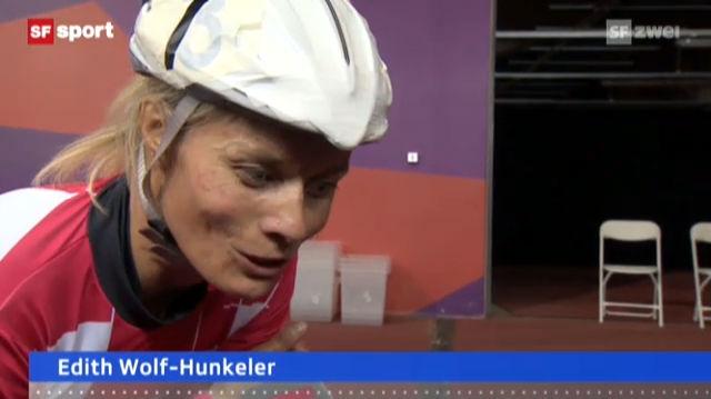 Paraylympics: Drittes Edelmetall für Wolf-Hunkeler