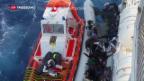 Video «Migranten-Drama vor Italien» abspielen