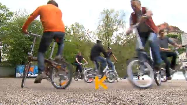 Faltvelos im Test: Das Fahrrad fürs Handgepäck