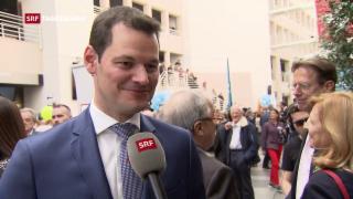 Video «Neue Genfer Regierung» abspielen