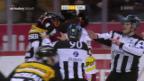 Video «Ein Zeichen für die Playoffs? Genf schlägt SCB» abspielen