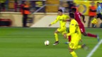 Video «Live-Highlights: Villarreall - Liverpool» abspielen