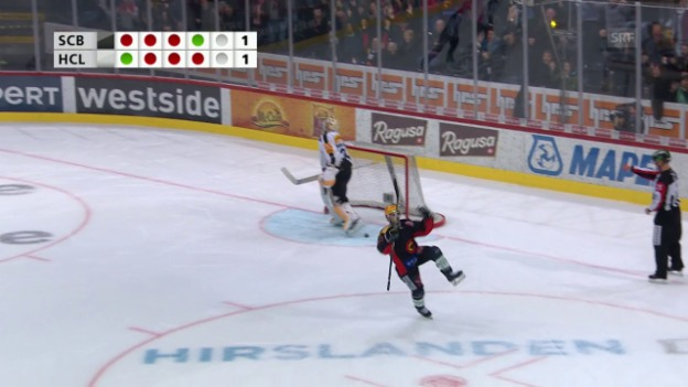 Video «Dieser Penalty ist Berns Ticket in den Final» abspielen