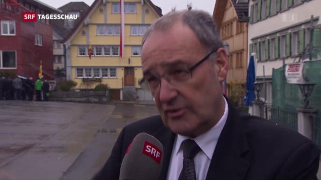 Video «Schweizer Moscheen: Überwachung durch Nachrichtendienst» abspielen