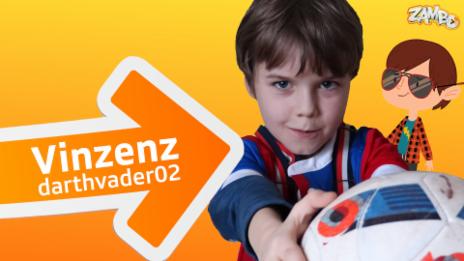 Video ««Zambo»-Mitglied «darthvader02» stellt sich vor» abspielen